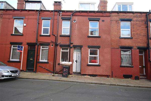 2 Bedrooms Terraced House for sale in Glensdale Terrace, Leeds