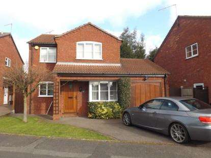 4 Bedrooms House for sale in Squires Croft, Coventry, West Midlands