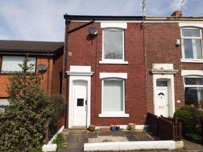 2 Bedrooms End Of Terrace House for sale in Nook Terrace, Cherry Tree, Blackburn, Lancashire