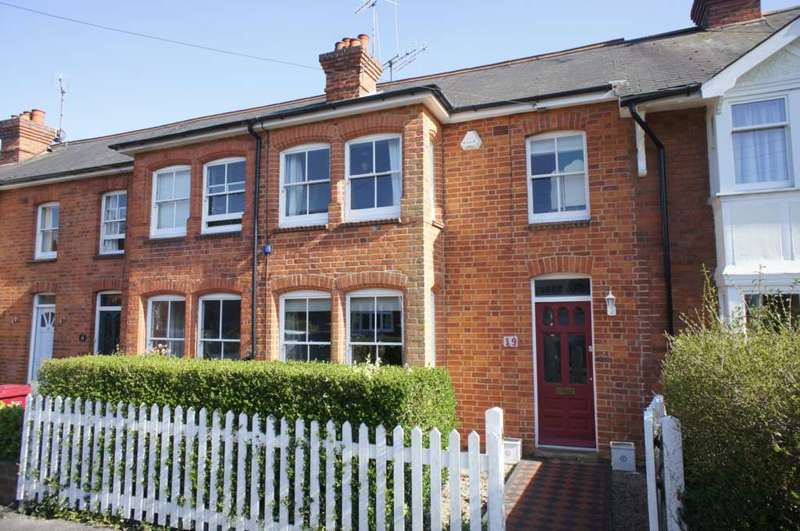 3 Bedrooms Terraced House for sale in Uplands Road, Caversham