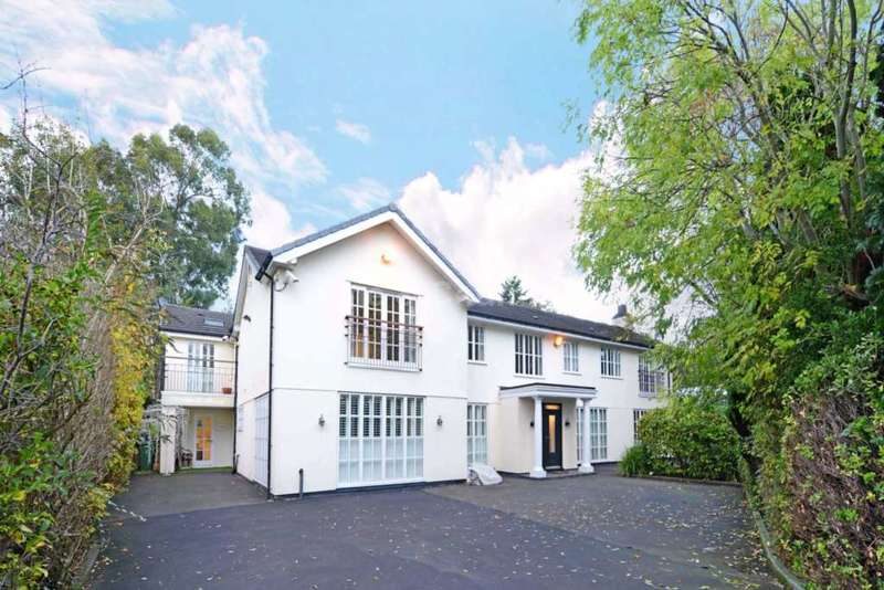7 Bedrooms Detached House for sale in Esmeralda, Carnatic Road