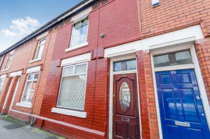 3 Bedrooms Terraced House for sale in Slater Street, Warrington, Cheshire