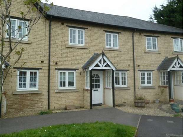3 Bedrooms Terraced House for sale in Moor Lane, Wincanton, Somerset