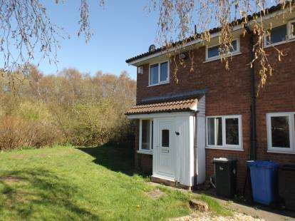 1 Bedroom Mews House for sale in Mansfield Close, Birchwood, Warrington, Cheshire