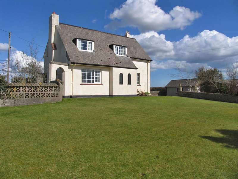 3 Bedrooms Detached House for sale in Staverton, South Devon
