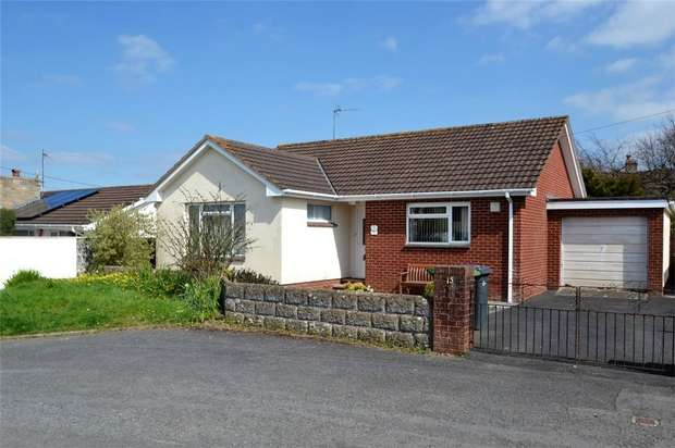 2 Bedrooms Detached Bungalow for sale in Barnstaple, STICKLEPATH, Devon