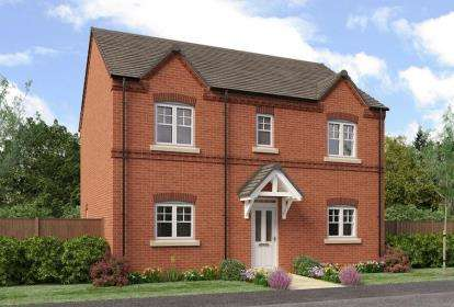 4 Bedrooms Detached House for sale in Langley Country Park, Radbourne Lane, Derby