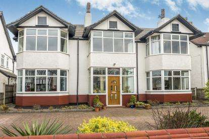 5 Bedrooms Detached House for sale in Belvedere Road, Southport, Merseyside, PR8