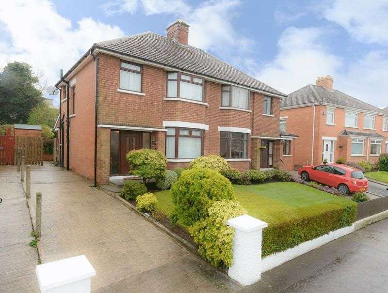 3 Bedrooms Semi Detached House for sale in 35 Wynchurch Avenue, Belfast, BT6 0JP