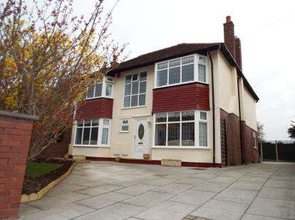 4 Bedrooms Detached House for sale in St. Stephens Road, Hightown, Liverpool, Merseyside, L38
