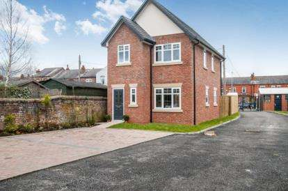 3 Bedrooms Detached House for sale in Gidlow Lane, 282 Gidlow Lane, Wigan, Lancs, WN6