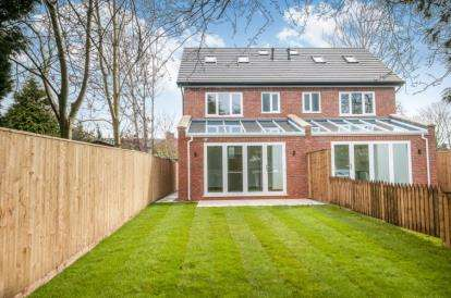 3 Bedrooms Semi Detached House for sale in Gidlow Lane, 282 Gidlow Lane, Wigan, Lancs, WN6