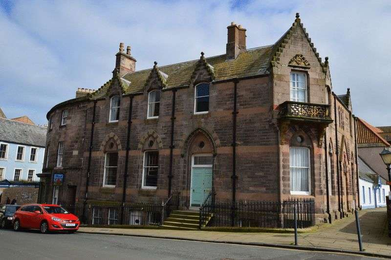 3 Bedrooms House for sale in Bridge End House, 7 Bridge End, Berwick-Upon-Tweed