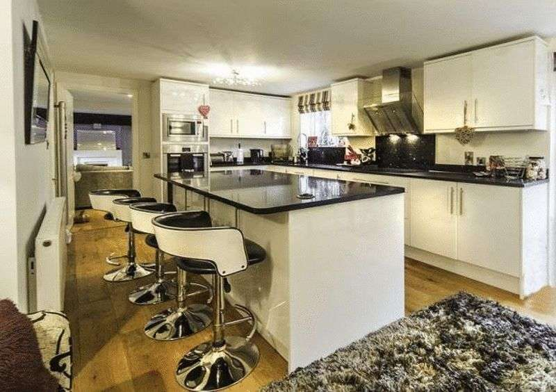 4 Bedrooms Semi Detached House for sale in Wrottesley Court, off Holyhead Road, Codsall, Wolverhampton, WV8 2HT