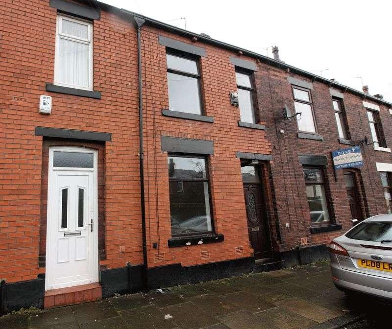 3 Bedrooms Terraced House for sale in Malvern Street West, Rochdale
