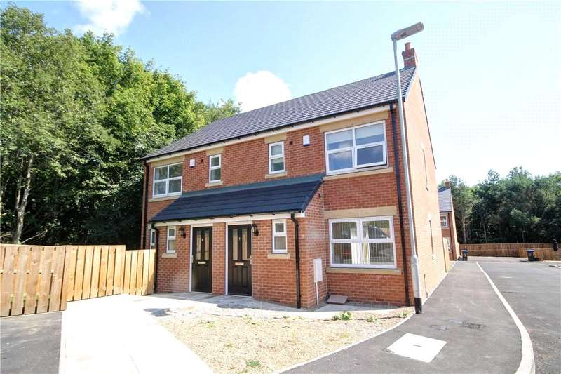 3 Bedrooms Terraced House for sale in Pelton Fell, Chester le Street, Co Durham, DH2