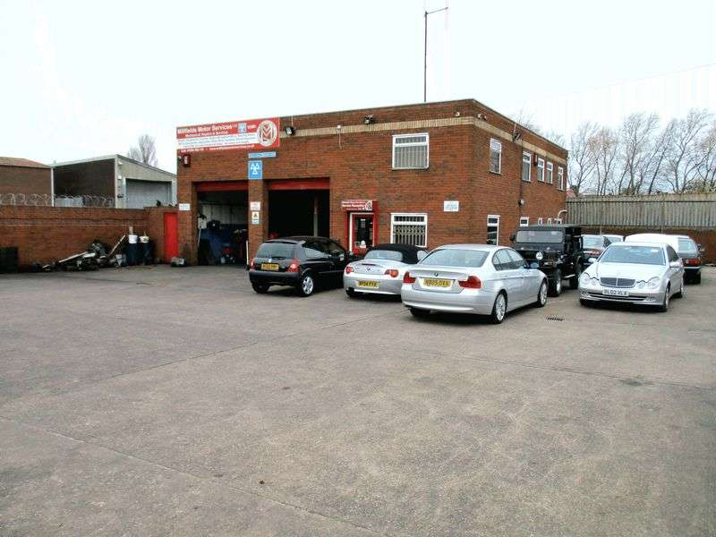 Property for sale in Superb leasehold MOT, service & repair garage