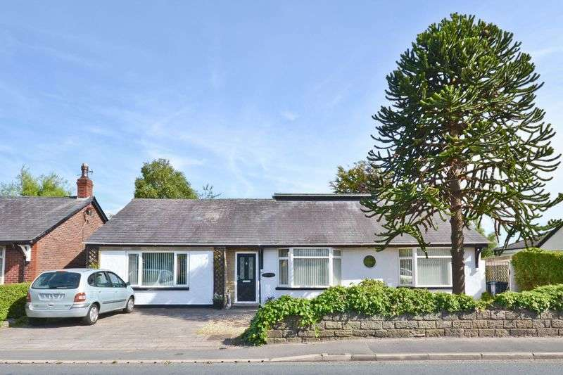 4 Bedrooms Detached Bungalow for sale in Moss Lane, Burscough, Ormskirk