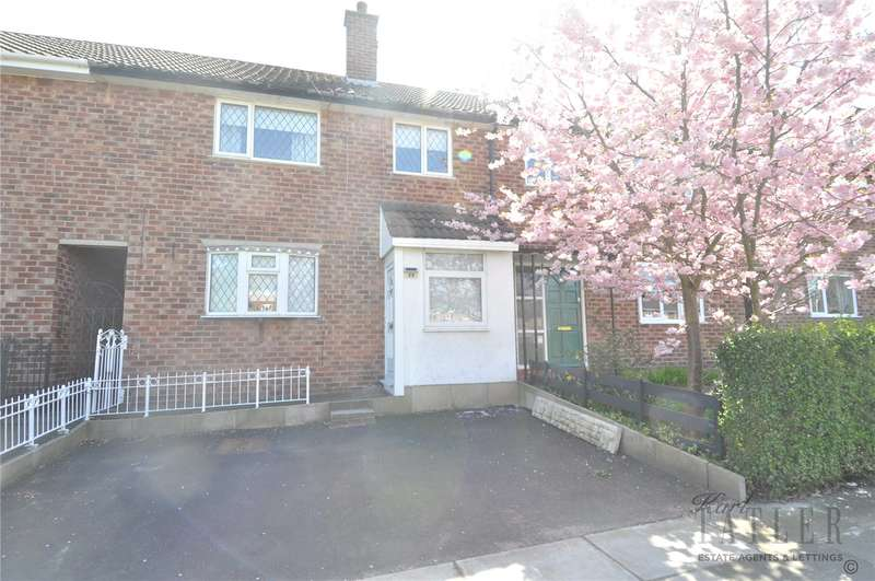 3 Bedrooms Terraced House for sale in Inman Road, Upton, Wirral