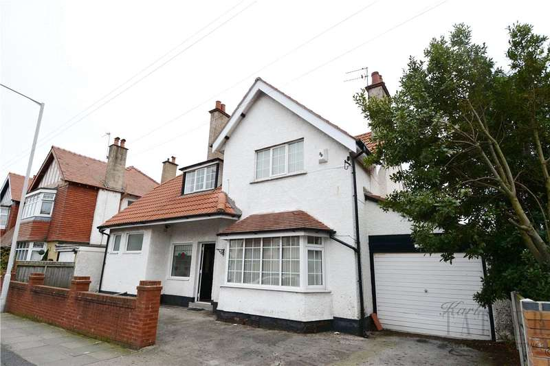 4 Bedrooms Detached House for sale in Glebelands Road, Moreton, Wirral