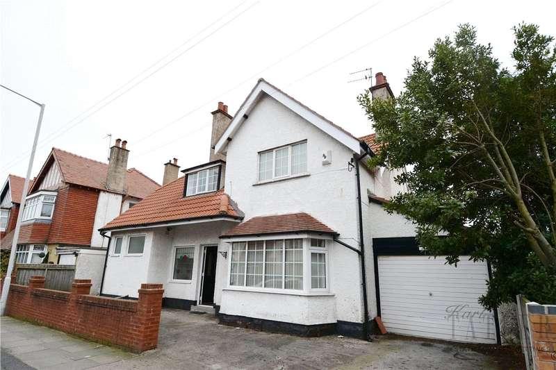4 Bedrooms Detached House for sale in Glebelands Road, Moreton, Wirral