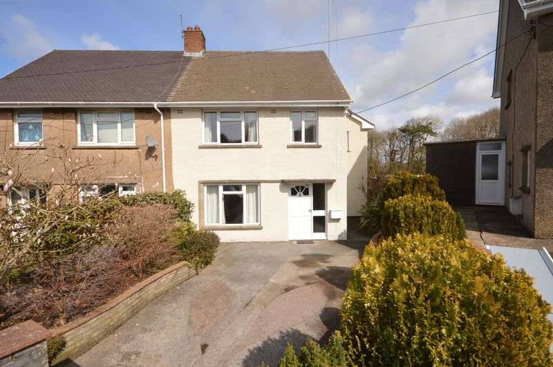 4 Bedrooms Semi Detached House for sale in 39 Wick Road, Ewenny, Vale of Glamorgan, CF35 5BL