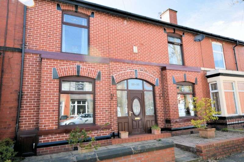 4 Bedrooms Terraced House for sale in Halvard Avenue, Bury