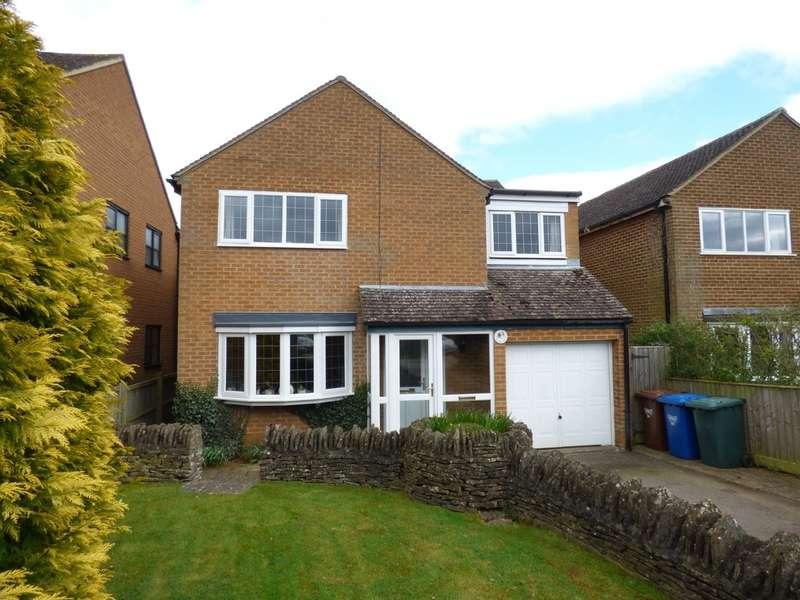 4 Bedrooms Detached House for sale in Bourne Lane, Hook Norton