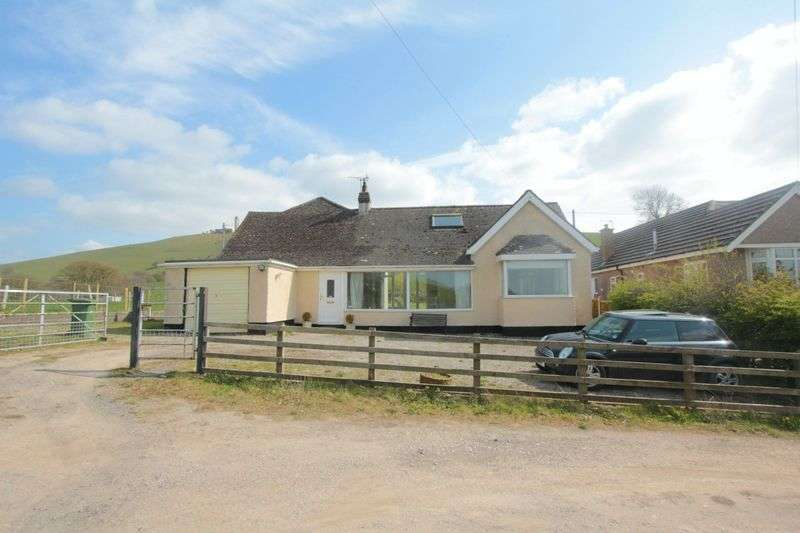 4 Bedrooms Detached Bungalow for sale in Clwyd Gate Bungalows, Llanbedr Dyffryn Clwyd, Ruthin