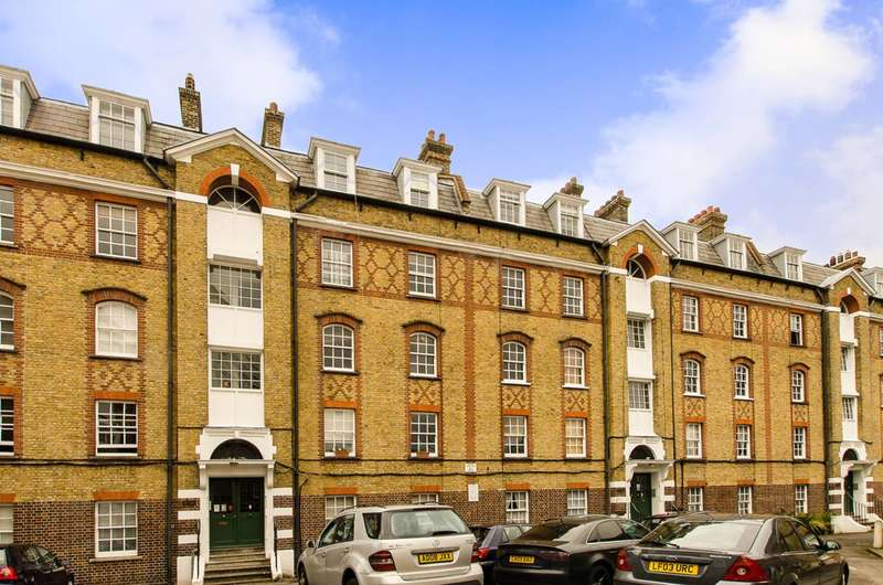 1 Bedroom Flat for sale in Wellington Way, Bow, E3