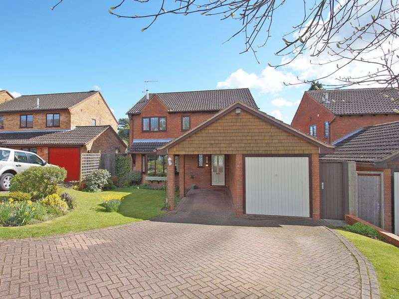 4 Bedrooms Detached House for sale in Ashgrove Close, Marlbrook, Bromsgrove