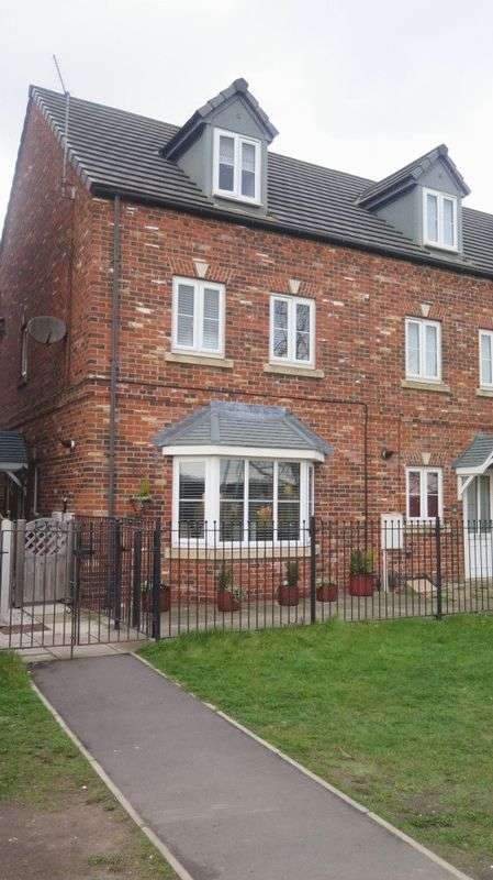 4 Bedrooms Terraced House for sale in Dunsil Row, Clipstone