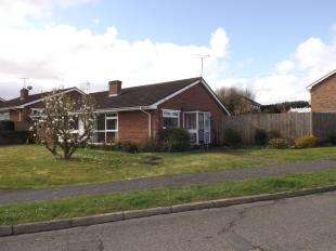 2 Bedrooms Bungalow for sale in Quantock Drive, Ashford, Kent