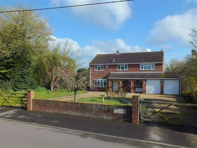 4 Bedrooms Property for sale in St Georges Road, Trowbridge, Semington, Wiltshire, BA14