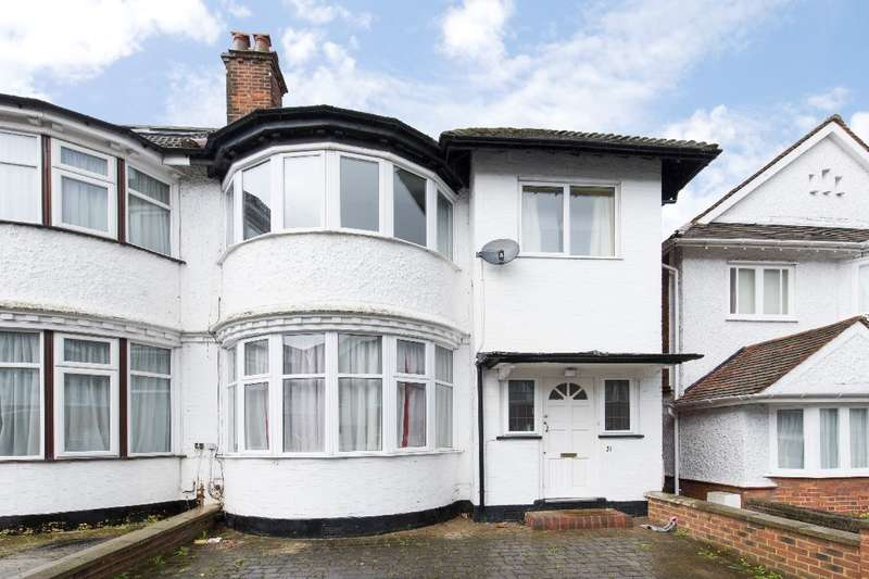 4 Bedrooms House for sale in Sneath Avenue, NW11