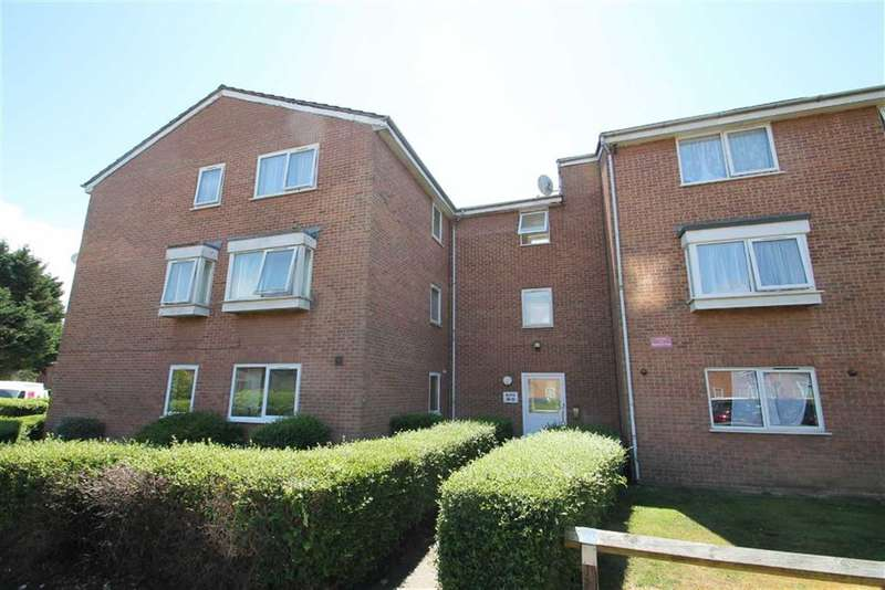 1 Bedroom Flat for sale in Evergreen Way, Hayes, Middlesex