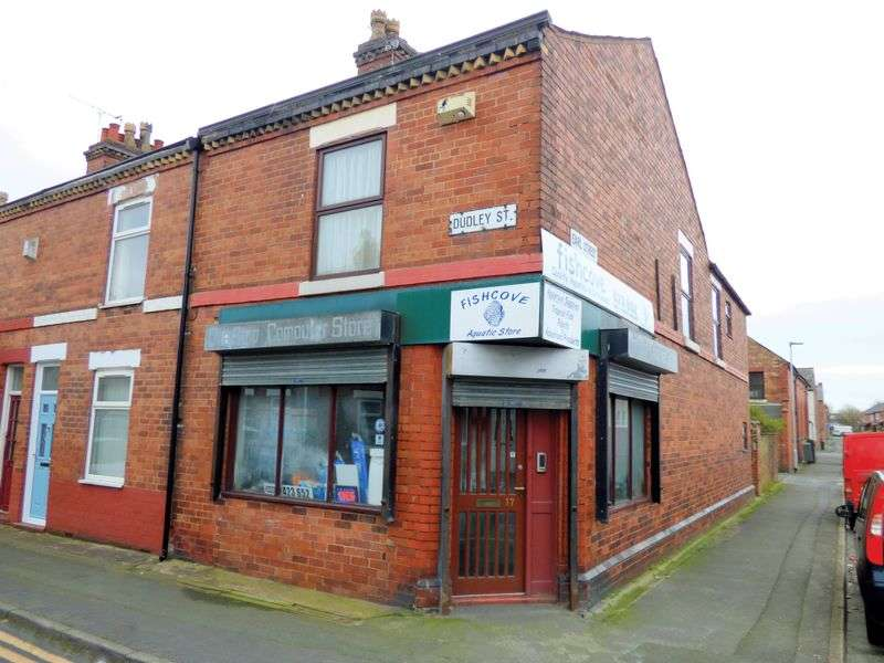 1 Bedroom Property for sale in Earl Street, Warrington