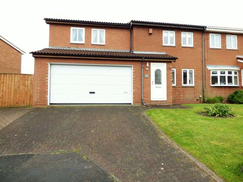 4 Bedrooms Semi Detached House for sale in Regency Drive, Sunderland