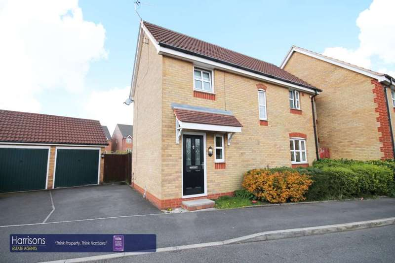 3 Bedrooms Detached House for sale in Lee Bank, Westhoughton, Bolton, Lancashire.