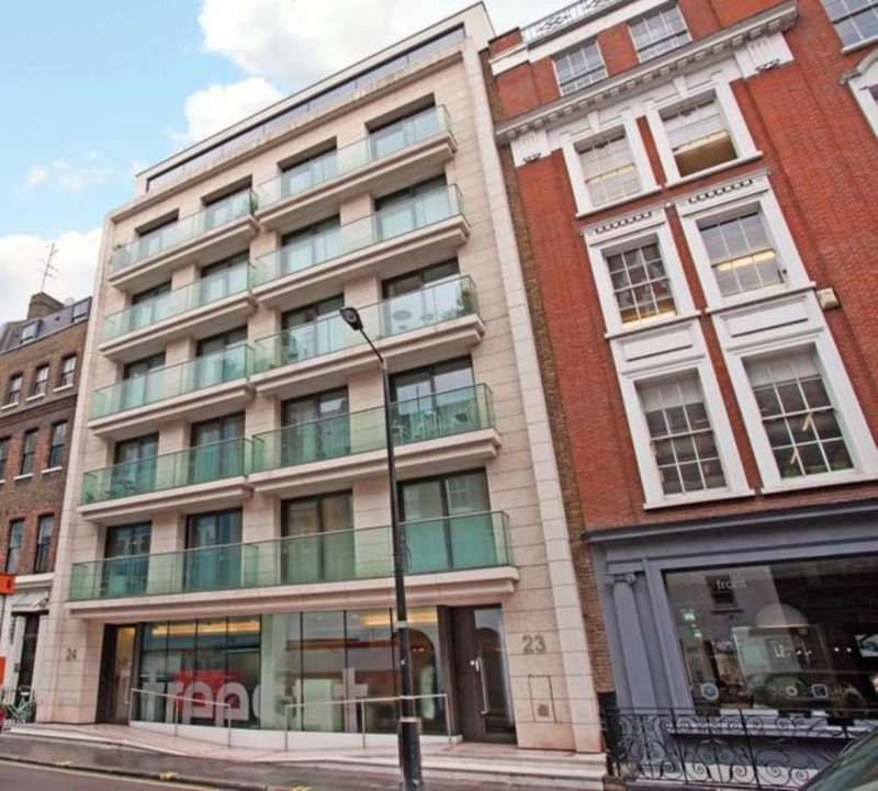 1 Bedroom Flat for sale in West One, Newman Street, London, W1