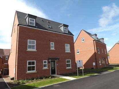 4 Bedrooms Detached House for sale in Bells Yard, Horncastle, Lincs