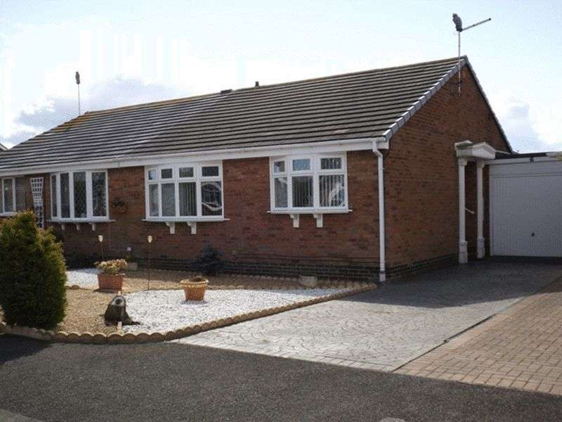 2 Bedrooms Semi Detached Bungalow for sale in Till Grove, Ellington - Two Bedroom Semi Dettached Bungalow