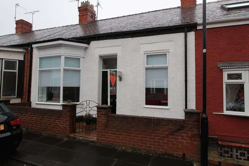 3 Bedrooms Terraced House for sale in Cooperative Terrace, High Barnes, Sunderland