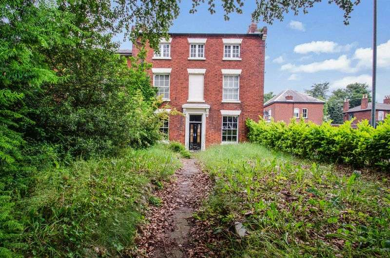 2 Bedrooms Flat for sale in Doveridge Place, Walsall West Midlands WS1