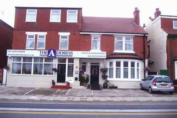 13 Bedrooms Hotel Gust House for sale in READS AVENUE BLACKPOOL CENTRAL