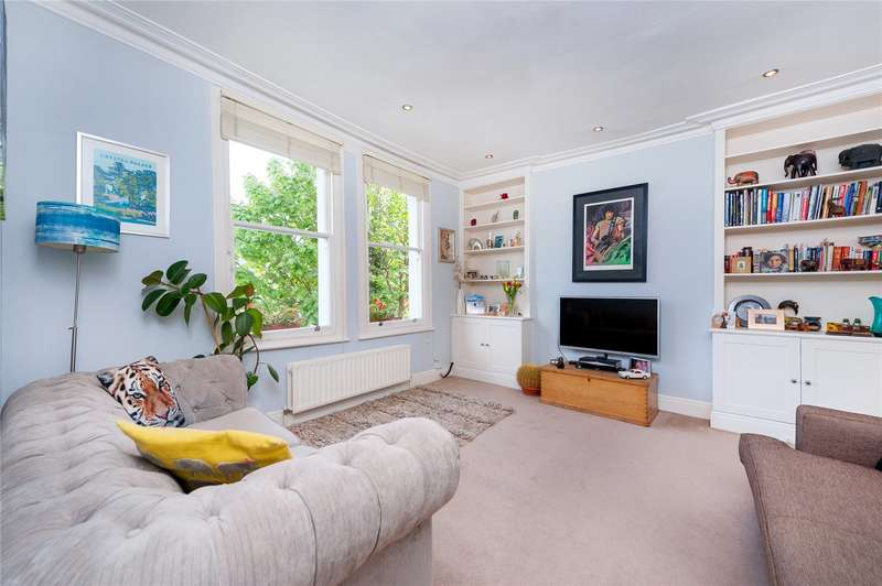 2 Bedrooms Apartment Flat for sale in Maberley Road, Crystal Palace
