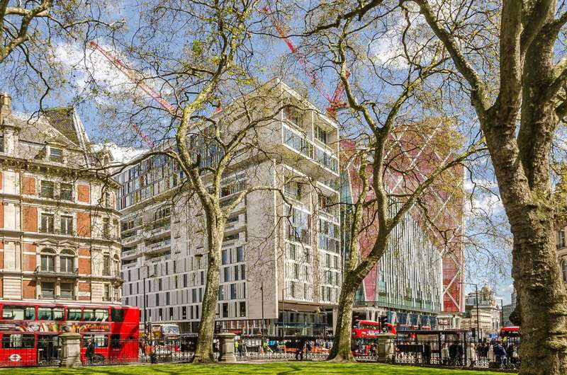 2 Bedrooms Flat for sale in The Nova Building, Victoria, SW1W
