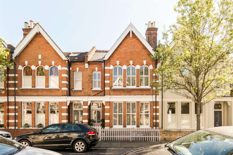 4 Bedrooms Terraced House for sale in Cornwall Road, Twickenham, TW1