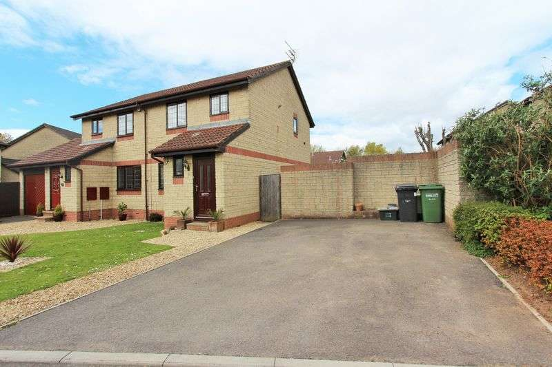 3 Bedrooms Semi Detached House for sale in The Worthys, Bradley Stoke
