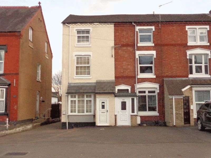 3 Bedrooms Terraced House for sale in Stourport Road, Kidderminster DY11 7BG